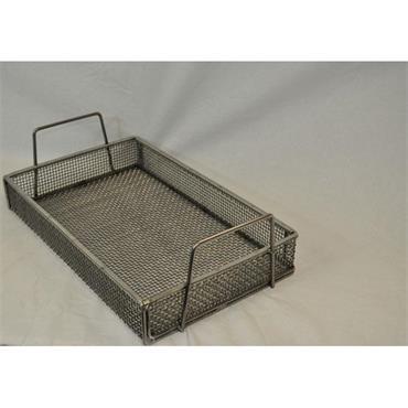 MARLIN STEEL 00-02035001-38 Mesh Basket w/ Handles