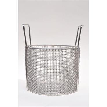 MARLIN STEEL 00-100-31 Circular Mesh Basket w/ Handles