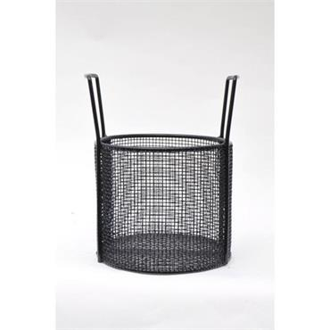 MARLIN STEEL 00-106-21 Circular Mesh Basket w/ Handles