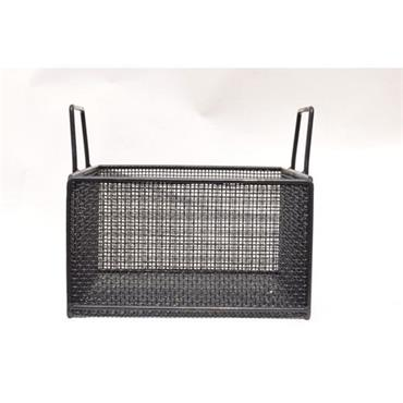 MARLIN STEEL 00-111A-21 Square Mesh Basket w/ Handles