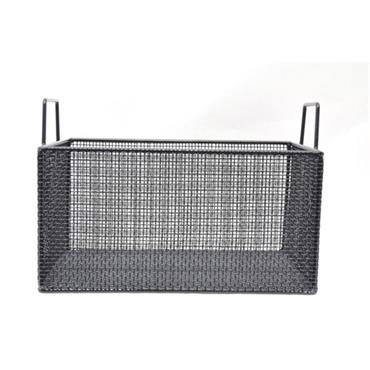 MARLIN STEEL 00-112-21 Rectangular Mesh Basket w/ Handles