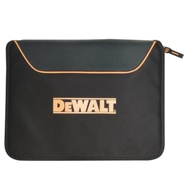 DeWALT DG5140 Pro Contractor's Zipped Business Portfolio