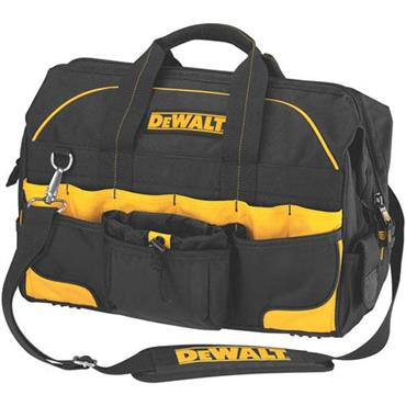 "DeWALT DG5553 18"" Pro Contractor's Closed Top Tool Bag"