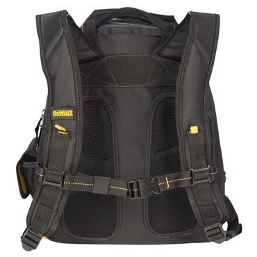 DeWALT DGL523 57 Pocket Lighted Tool Backpack