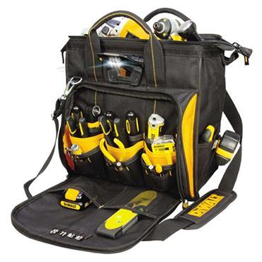 DeWALT DGL573 41 Pocket Lighted Technician's Tool Bag