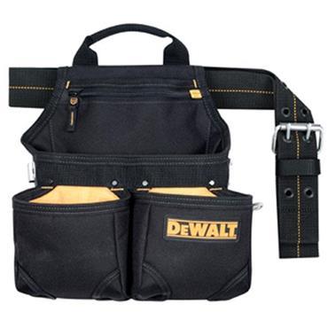 DeWALT DG5663 6 Pocket Framer's Nail and Tool Bag