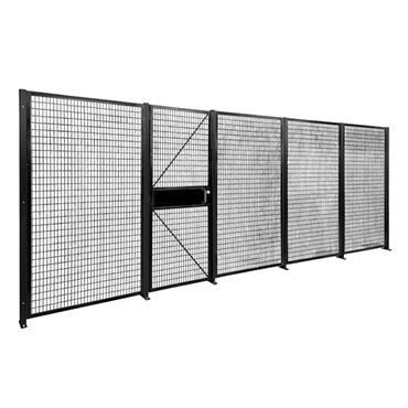 FOLDING GUARD Saf-T-Fence Panel