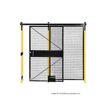 FOLDING GUARD Saf-T-Fence Drop-N-Lock Hardware Kit