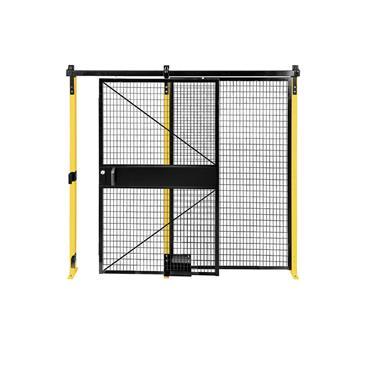 FOLDING GUARD Saf-T-Fence Angled Panel Kit