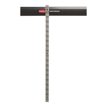 RUBBERMAID Fast Track Garage Organization System Upright Track
