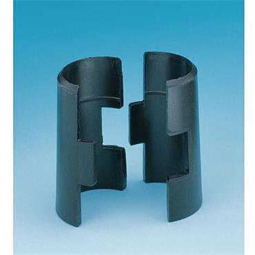 Quantum Storage QSSWR-SSCO Conductive Plastic Split Sleeve 4 Pair per pack