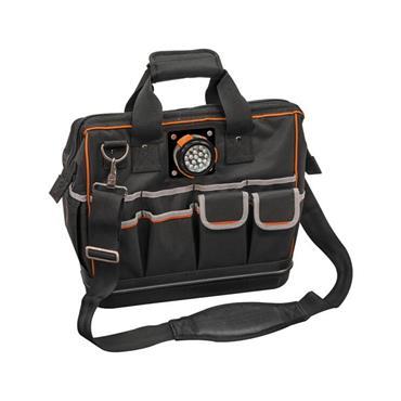 KLEIN TOOLS 55431 Tradesman Pro™ Lighted Tool Bag