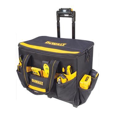 """DeWALT DGL571 18"""" Roller Tool Bag"""