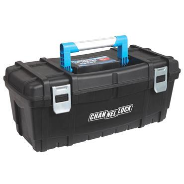 Chennellock  610 x 260 x 279mm Plastic Tool Box - 300090