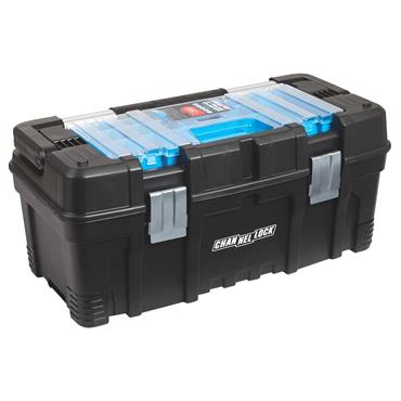 Channellock 559 x 244 x 279mm Tool Box with Organizer - 300142