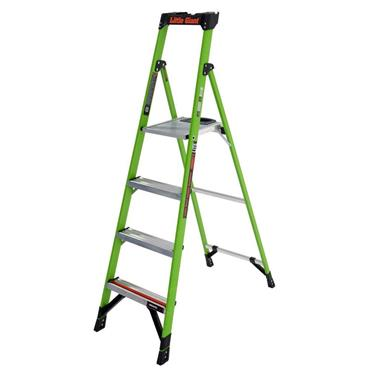 Little Giant 15366EN 4 Step Mighty Lite Ladder