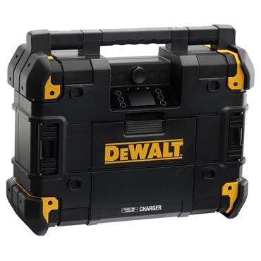 DeWALT DWST1-81079 TStak DAB Jobsite Radio and Charger