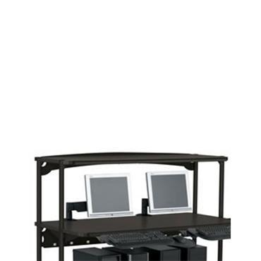 Anthro 486BN Black Non-Recessed Small Additional Shelf
