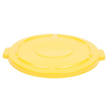 Rubbermaid 2645 Yellow Brute Lid for Brute Containers