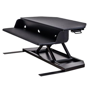 Luxor LVLUP PRO 18kg Black Standing Desk Converter