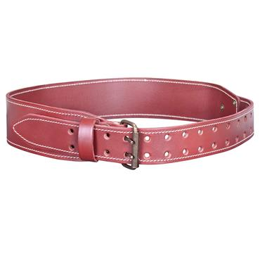 Custom Leathercraft 21962 Heavy-Duty Tapered Leather Work Belt