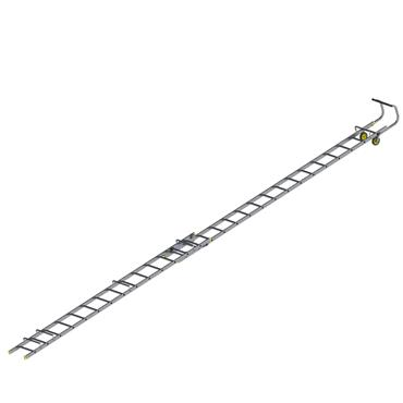 Youngman Double Section Roof Ladder 57664600