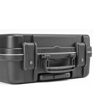 GT LINE 430 x 190 x 320mm Black Polypropylene Tool Trolley - Boxer WH PTS