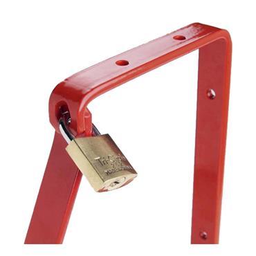 ABRU Lockable Storage Hook for Ladder 45009