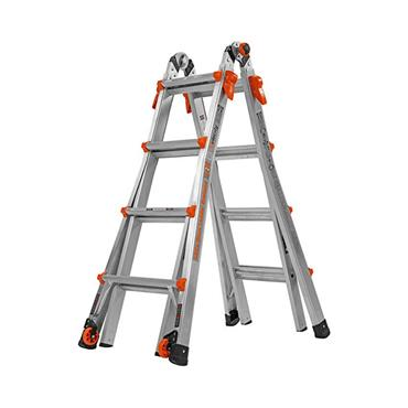 Little Giant 15417EN M17 4 Step Classic Multi-Purpose Velocity Ladder