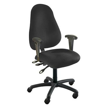 Biofit ASN-L-RH-PSAS-EXE-BL Black Office Chair