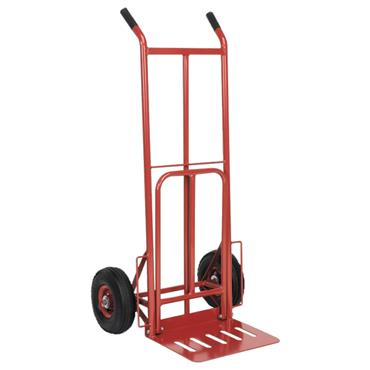 SEALEY CST99 Sack Truck Pneumatic Tyres 250kg Capacity