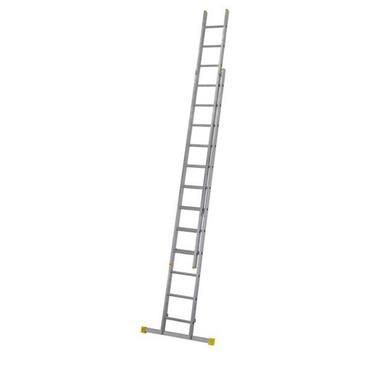 Werner 722 Series Aluminium Box Section Extension Double Ladder