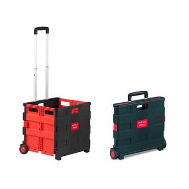 CITEC ST90 Folding Box Trolley