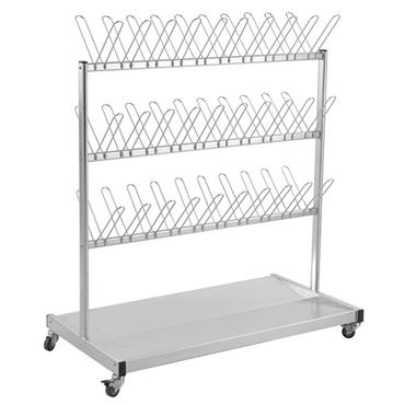 KM KM125264-O Shoe and Boots Trolley