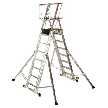 YOUNGMAN Teleguard Telescopic Work Platform 317515