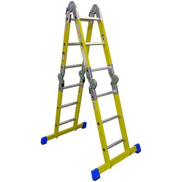 SUPERGLAS® AEFMG125 Multi Function Ladder