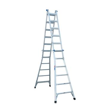 Werner 75056 7.01M Telescopic Combination Ladder MT26