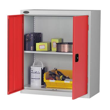 CITEC PRO LC403618COM-RED Commercial Cupboard