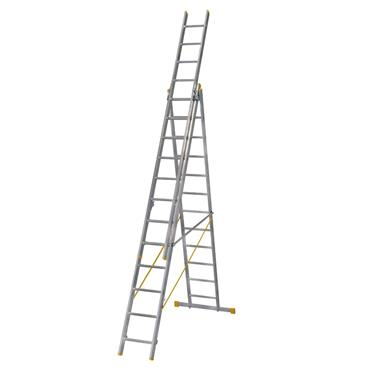 Werner 7253518 Extension Plus X4 Professional Reform Ladder