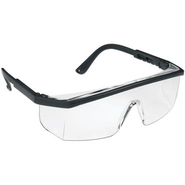 JSP M9100 Martcare Wraparound Safety Glasses - Clear