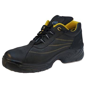 Lavoro Crossin ESD Black Safety Shoes