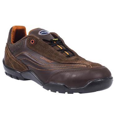 Lavoro City 292 S1P Brown Safety Trainers