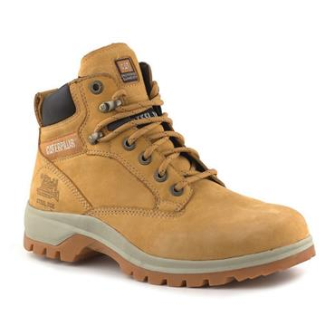 Caterpillar Kitson S1 Honey Ladies Safety Boots