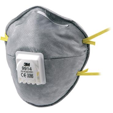 3M 9914 Speciality Nuisance FFP1 Disposable Respirator Pack of 10