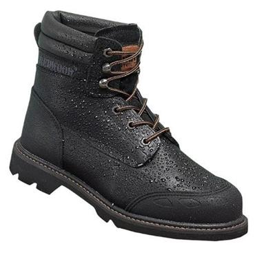 Redwood LH649SM Waterproof Rugged Black Safety Boots