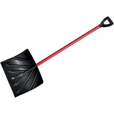 "True Temper 752527 50"" Poly Snow Shovel"
