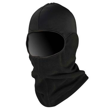 Ergodyne 6822 N-Ferno Balaclava with Spandex Top - Black