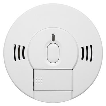 Kidde 10SCO Battery Operated Smoke and Carbon Monoxide Alarm