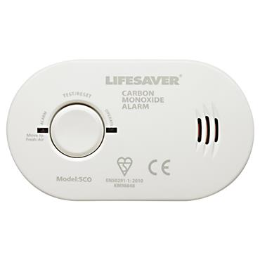 Kidde 5COLSB Battery Operated Carbon Monoxide Detector/Alarm