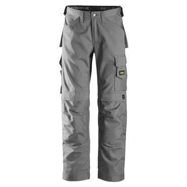 Snickers 3311 CoolTwill Craftsmen Trousers - Grey